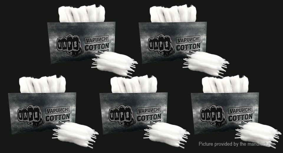 Product Image: vapunch-shoelace-cotton-wick-for-e-cigarettes-5