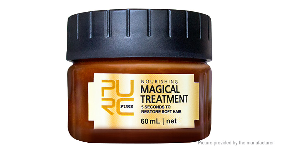 Product Image: purc-moisturizing-keratin-magical-repairs-damage