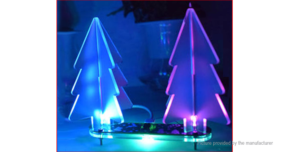 Product Image: full-color-changing-led-acrylic-3d-christmas-tree