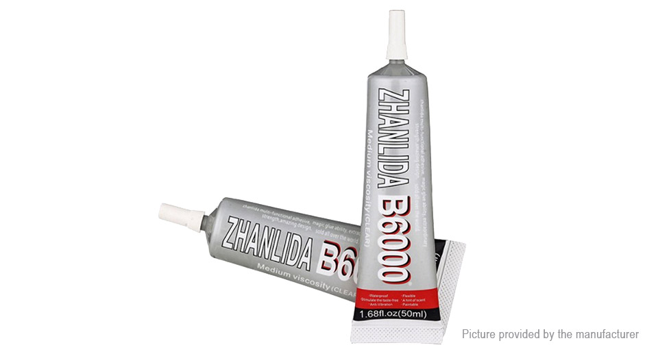 ZHANLIDA B6000 Multi-purpose Adhesive Glue (50ml)