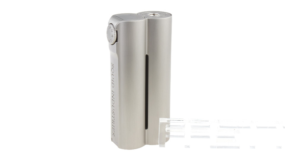 Authentic Squid Industries Double Barrel V3 VW APV Box Mod