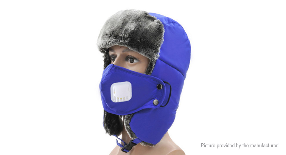 Product Image: winter-ski-cap-breathing-valve-windproof-face