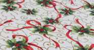 Christmas Tablecloth Cotton Tableware Mat Table Runner Desk Cover