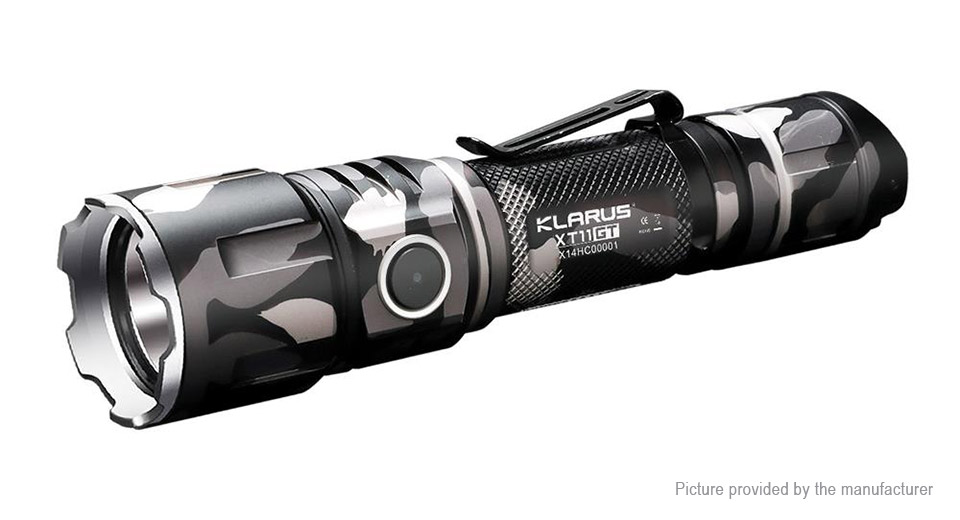 Product Image: authentic-klarus-xt11gt-tactical-led-flashlight