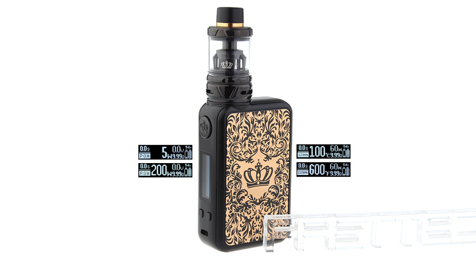 Product Image: authentic-uwell-crown-4-iv-200w-tc-vw-apv-box-mod