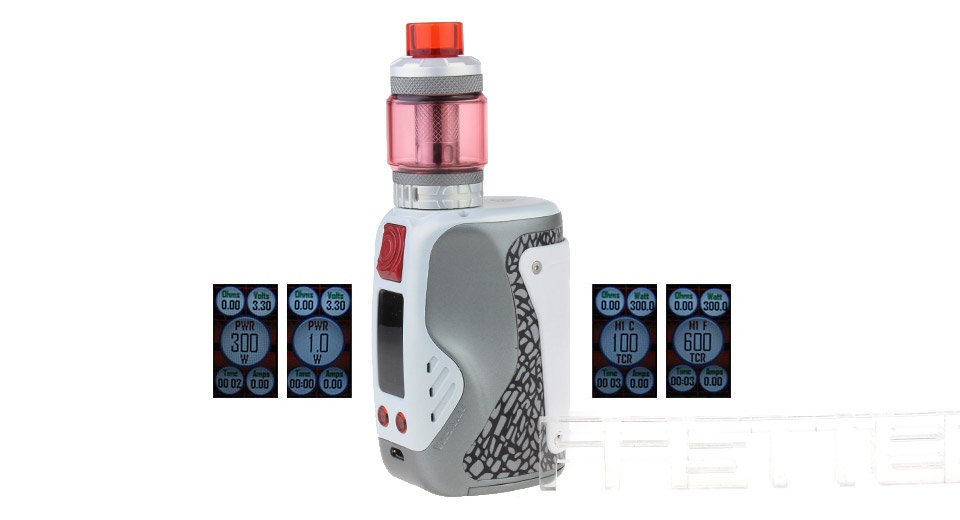Product Image: authentic-wismec-reuleaux-tinker-300w-tc-vw-apv