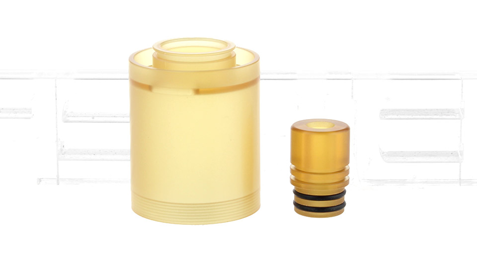 Product Image: sxk-replacement-pei-top-cap-510-drip-tip-for