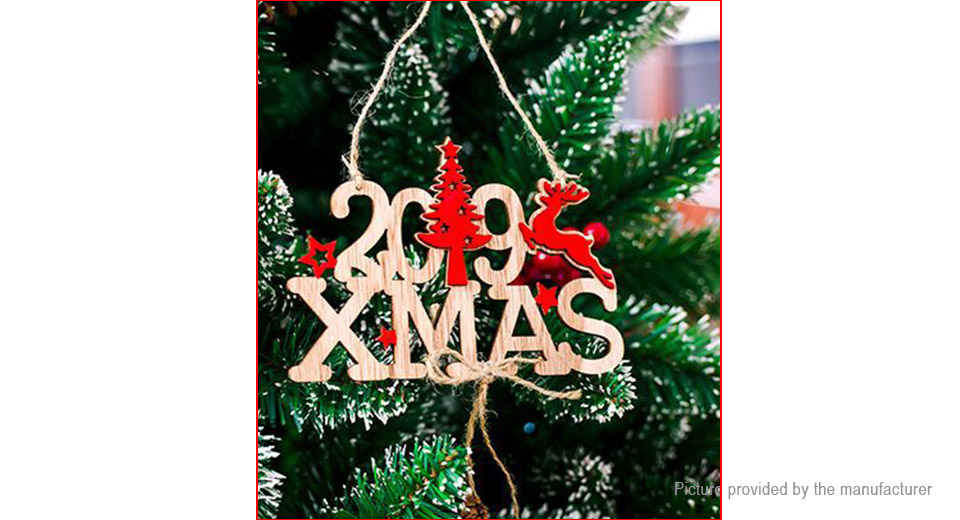 Product Image: christmas-decoration-wooden-xmas-tree-hanging