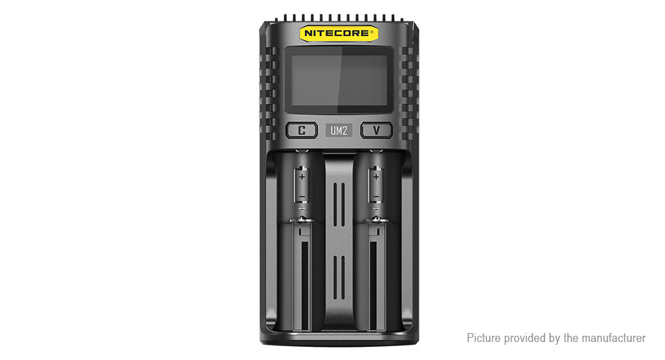Product Image: authentic-nitecore-um2-2-slot-intelligent-li-ion
