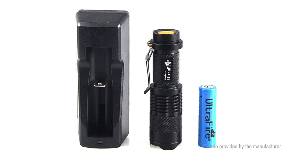 Product Image: authentic-ultrafire-sk68-led-flashlight-gift-set
