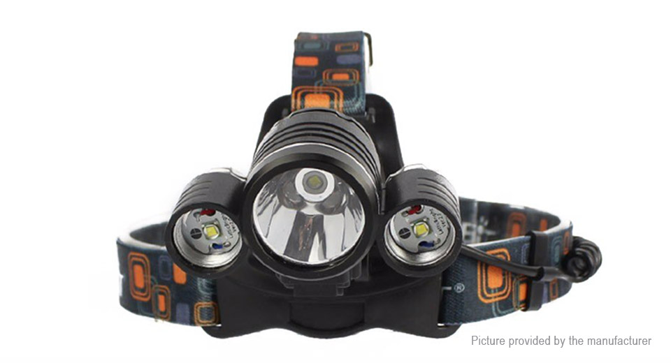 Product Image: authentic-boruit-rj-1156-rechargeable-led-headlamp