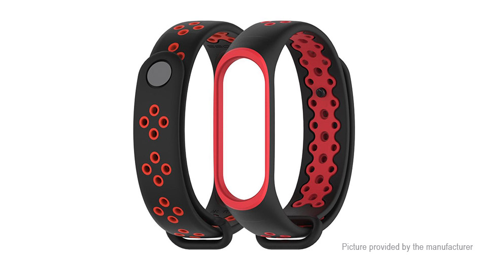 Product Image: mijobs-replacement-silicone-wristband-strap-for