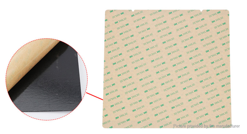Dotbit Surface Sticker for Geeetech Prusa I3 3D Printer MK3 Heat Bed