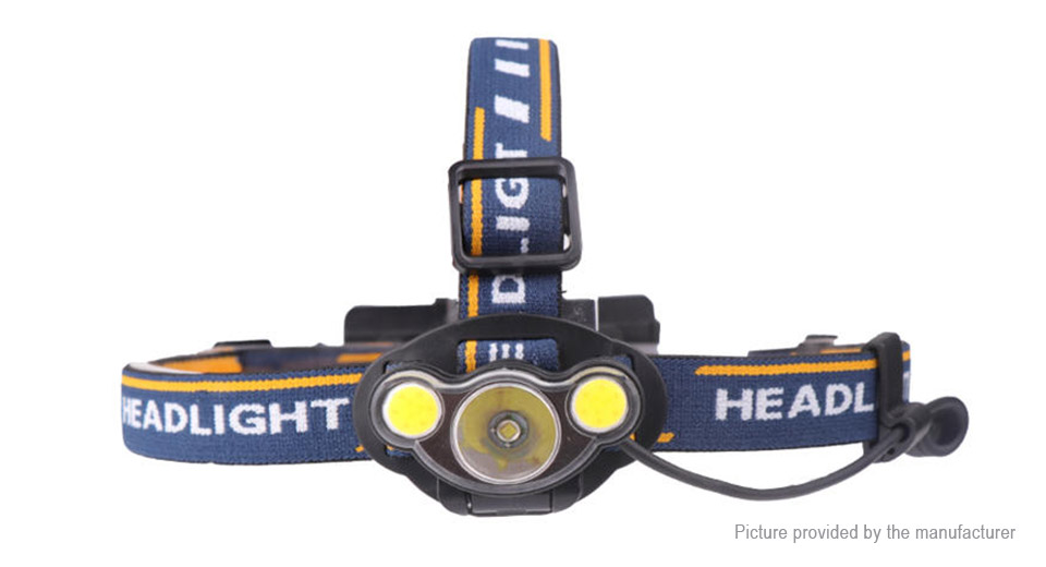 Product Image: yunmai-2606-3-led-headlamp