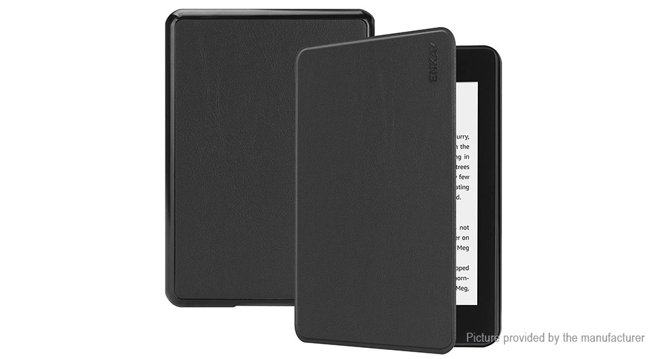 $7 67 ENKAY Protective Flip-open Case Cover for Kindle Paperwhite 2018 6