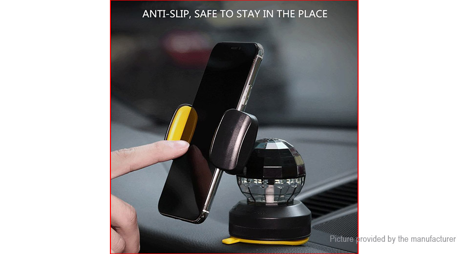Authentic REMAX C35 Car Suction Cup Cell Phone Holder Stand