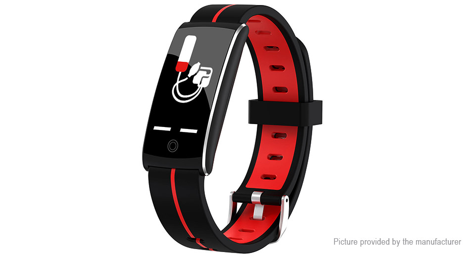 "F10C 0.96"" TFT Touch Screen Smart Bracelet Wristband"