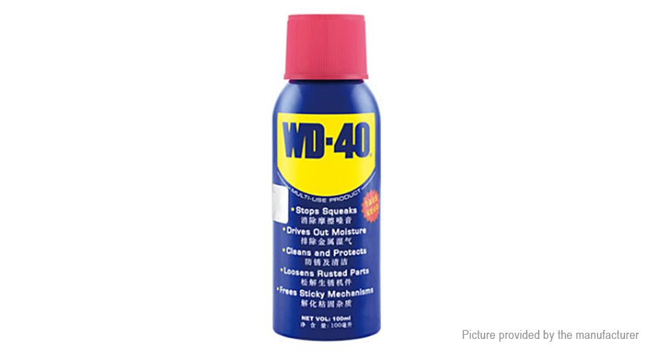 Wd 40 Rust Remover >> 8 86 Wd 40 Multi Purpose Rust Remover Anti Rust Lubricant 100ml At Fasttech Worldwide Free Shipping