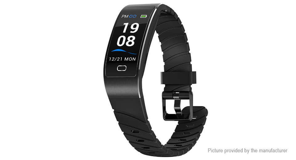 "S7 0.96"" TFT Touch Screen Smart Bracelet Wristband"