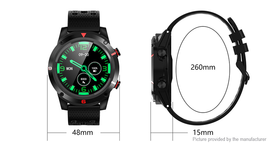 "M26 1.3"" Touch Screen Sports Bluetooth V4.0 Smart Watch"