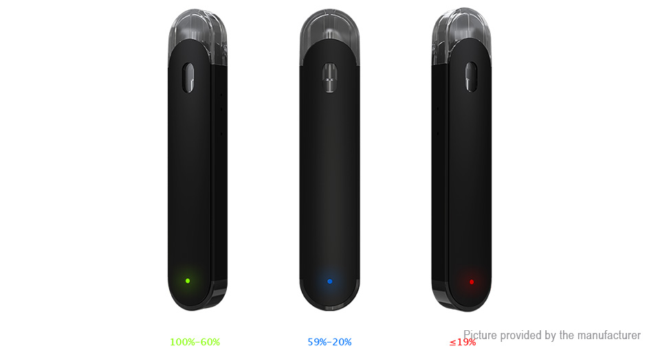 Authentic Eleaf Elven 15W 360mAh Pod System Starter Kit
