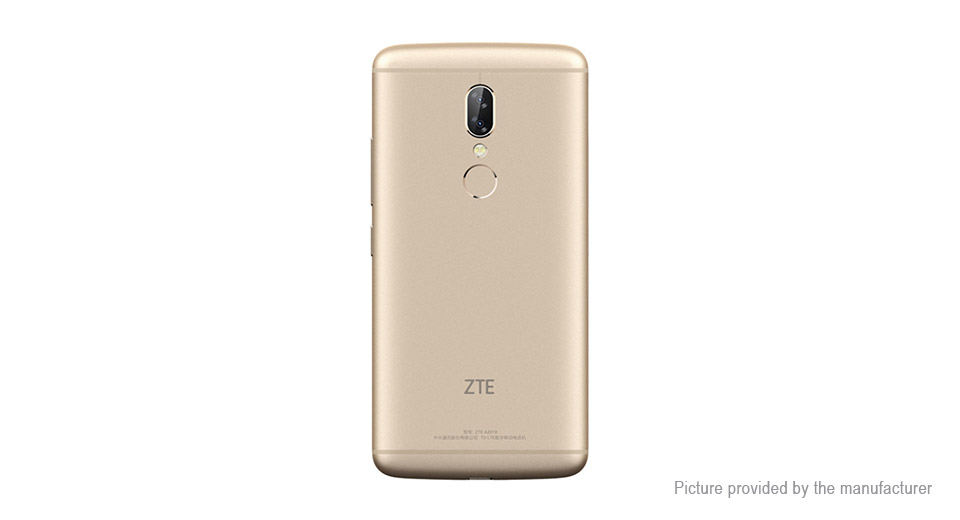 "Authentic ZTE Axon 7s 5.5"" AMOLED Quad-Core LTE Smartphone (128GB/EU)"