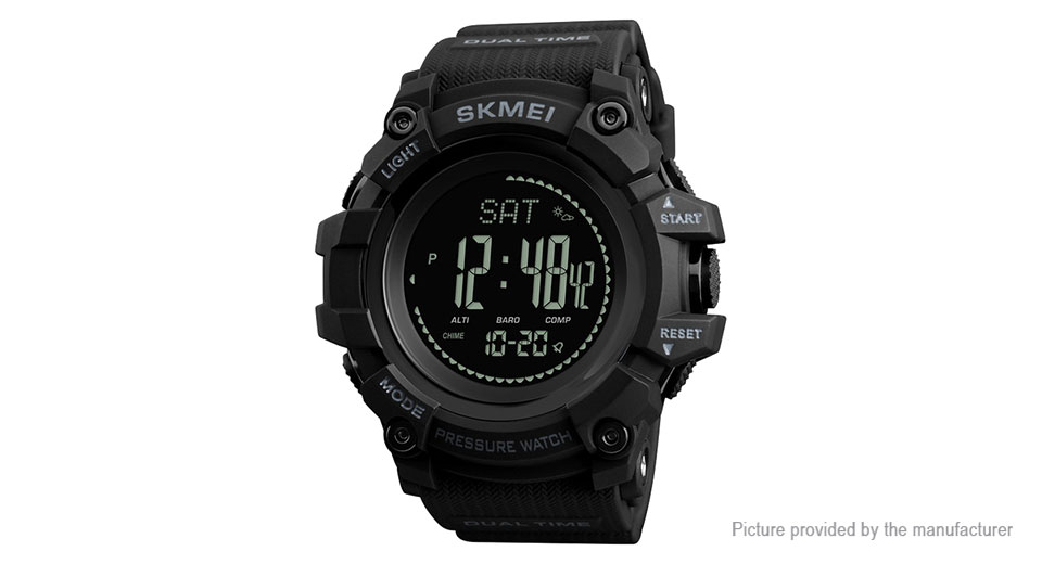 Product Image: authentic-skmei-1358-men-s-pu-band-sports-digital