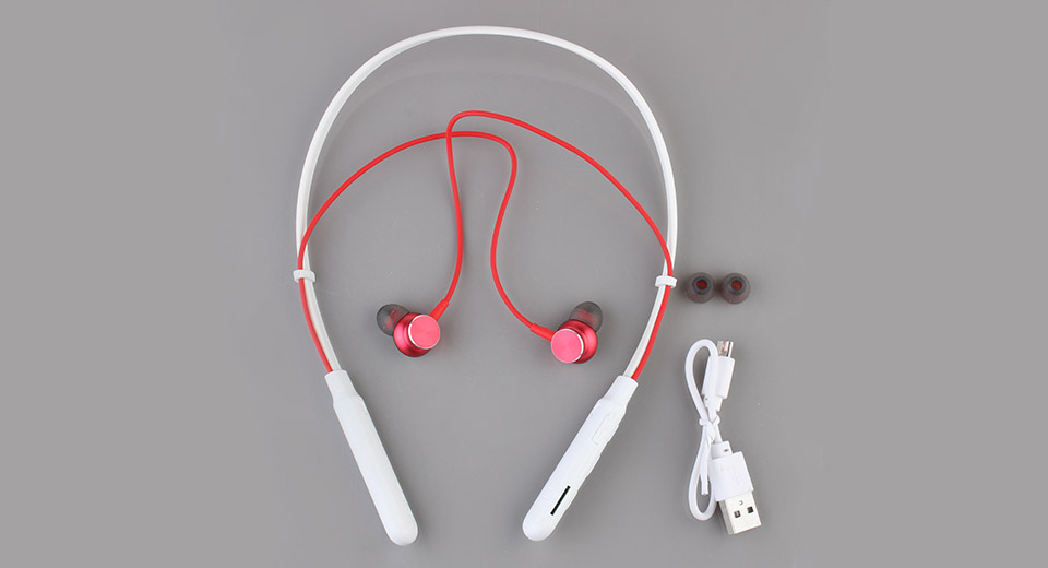 A-868 Bluetooth V4.1 Behind-the-neck Stereo Music Headset