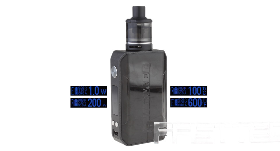 Product Image: authentic-wismec-sinuous-v200-200w-tc-vw-apv-box