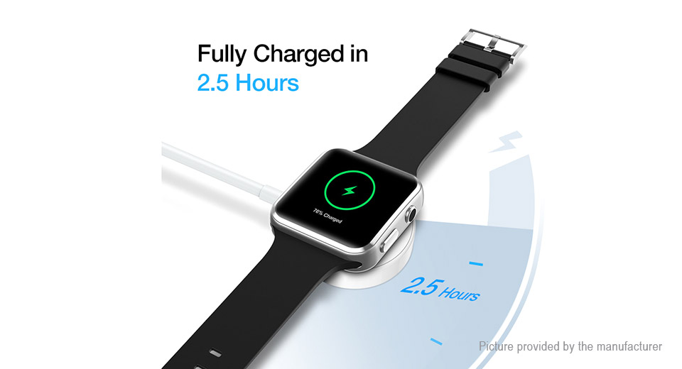 RAXFLY Magnetic Charging Pad Wireless Charger for Apple Watch