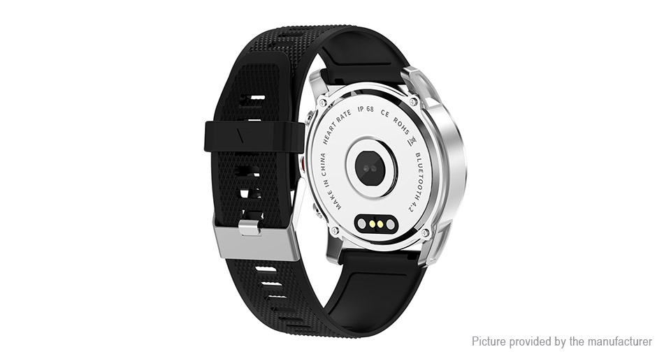 "DT NO.1 S10 1.3"" TFT Touch Screen Sports Smart Watch"