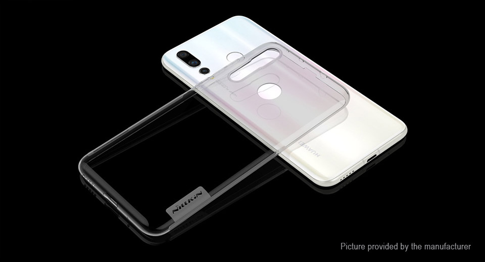 Nillkin Nature Series TPU Protective Back Case Cover for Huawei nova 4