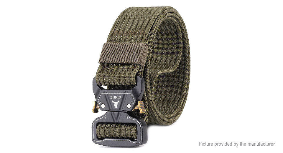 ENNIU 005 Outdoor Tactical Military Nylon Waist Belt Strap Waistband