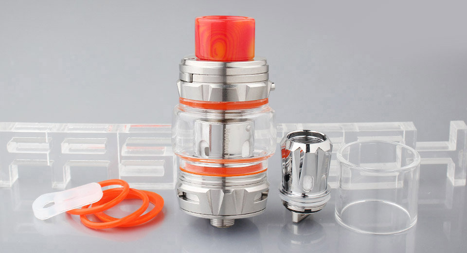 Authentic Horizon Falcon King Sub Ohm Tank Clearomizer (Standard Edition)