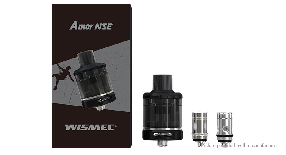 Authentic Wismec Amor NSE Tank Clearomizer