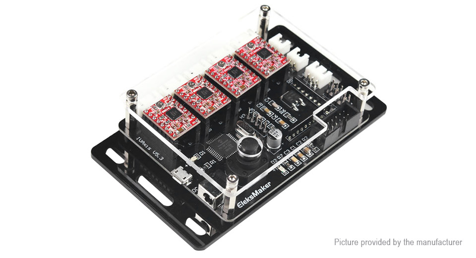 Product Image: authentic-eleksmaker-eleksivaxis-4-axis-stepper