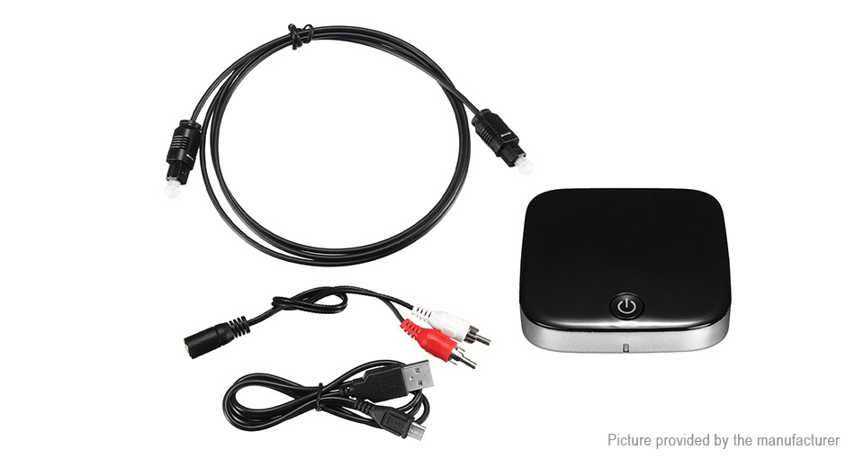 2-in-1 Bluetooth V5.0 Audio Transmitter & Receiver Adapter