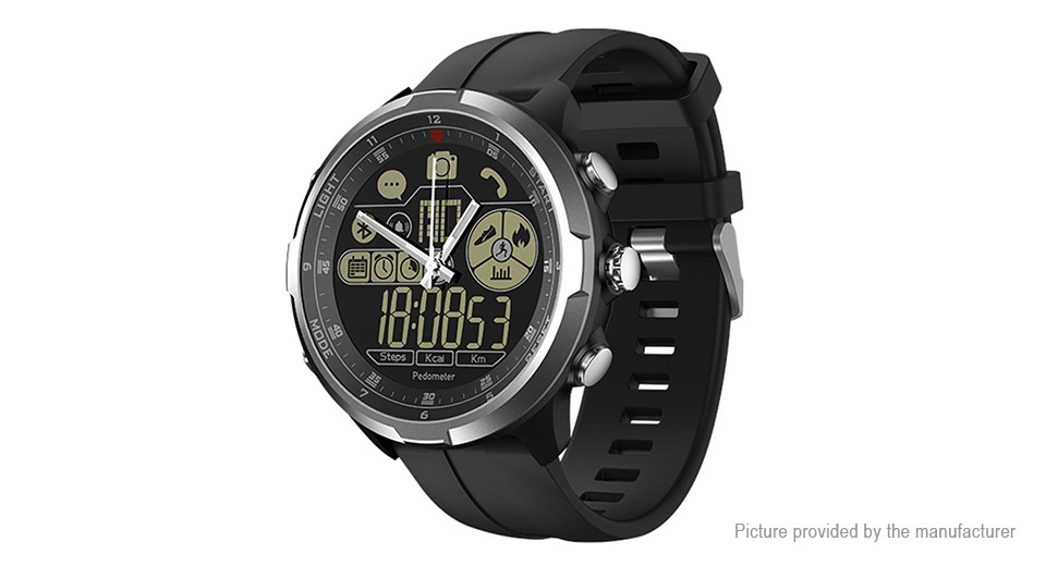 "VIBE 4 HYBRID 1.24"" Touch Screen Sports Smart Watch"