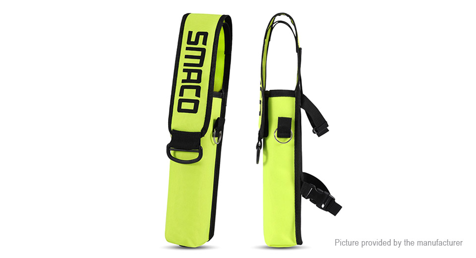 $8 65 SMACO AT878 Underwater Diving Oxygen Cylinder Storage Bag at FastTech  - Worldwide Free Shipping