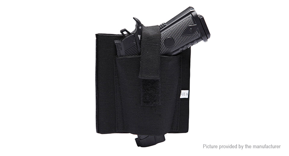 4 79 Outdoor Hunting Tactical Padded Concealed Carry Gun Ankle