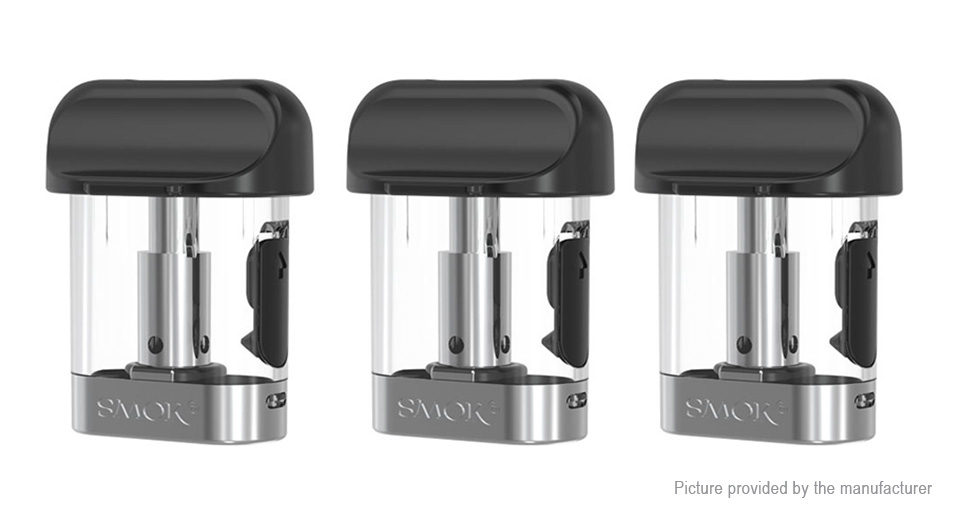 Product Image: 3pcs-authentic-smoktech-smok-mico-replacement-pod