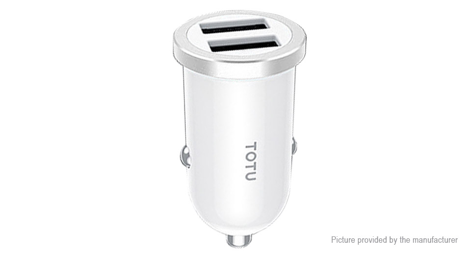 Product Image: totu-dccd-017-dual-usb-car-charger-power-adapter