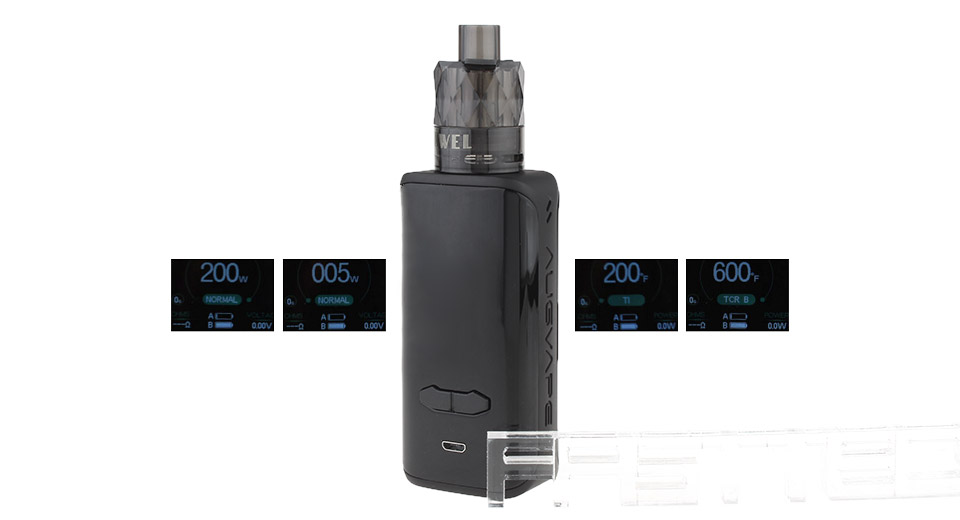 Product Image: authentic-augvape-vx200-200w-tc-vv-vw-apv-box-mod