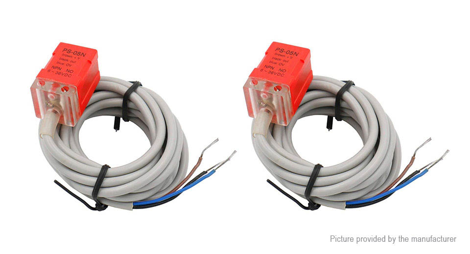 Product Image: ps-05n-3-wire-5mm-npn-inductive-proximity-sensor