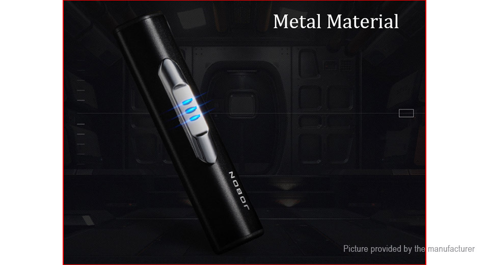 JOBON ZB-167 USB Rechargeable Electronic Cigarette Lighter