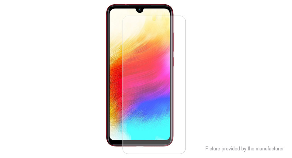 Hat.Prince 3D TPE + PET + TPU Screen Protector for Xiaomi Redmi Note 7