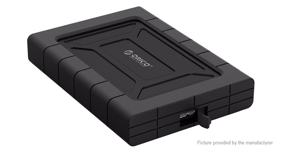 Product Image: authentic-orico-2539u3-bk-usb-3-0-2-5-sata