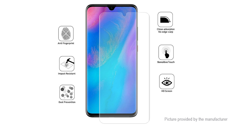 Hat.Prince 3D TPE + PET + TPU Screen Protector for Huawei P30 Lite