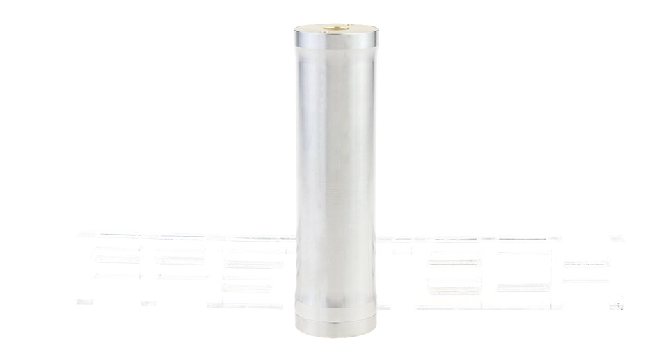 $18.91 YFTK VW Styled Mechanical Mod - 1*18650/18350 / 316 stainless steel at FastTech - Free Shipping