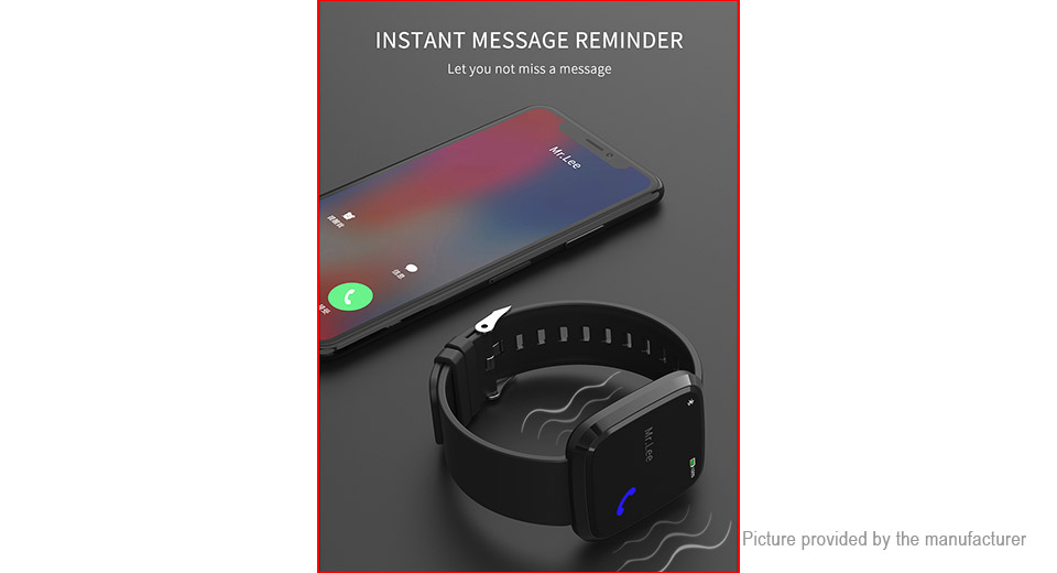 "ST8 1.44"" TFT Touch Screen Bluetooth V4.0 Sports Smart Watch"